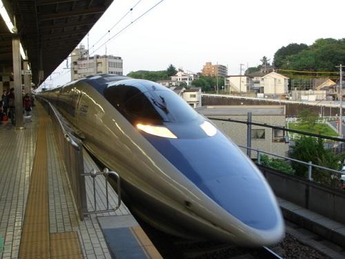 DSC03096 のぞみ49号@新横浜.JPG